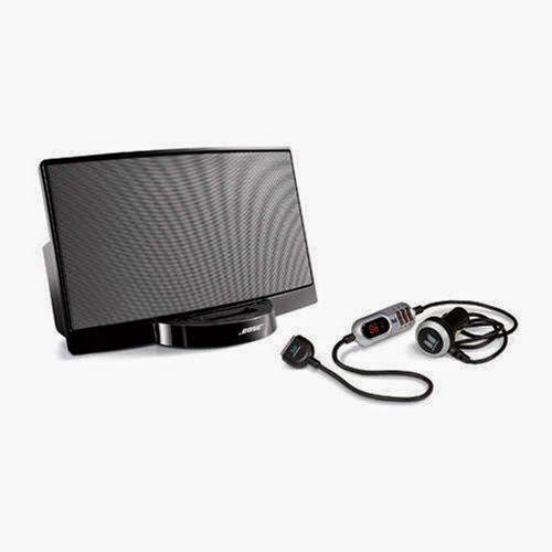 Bose SoundDock System with iCarPlay