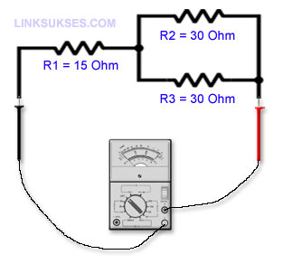 Resistor Seri Paralel