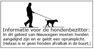 Informatie voor de hondenbezitter