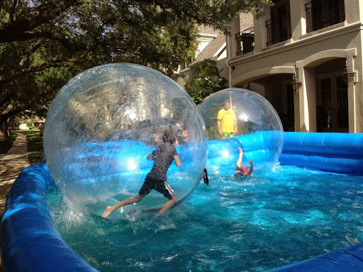 Free LOGO,plastic tent water pool ocean wave ball,water