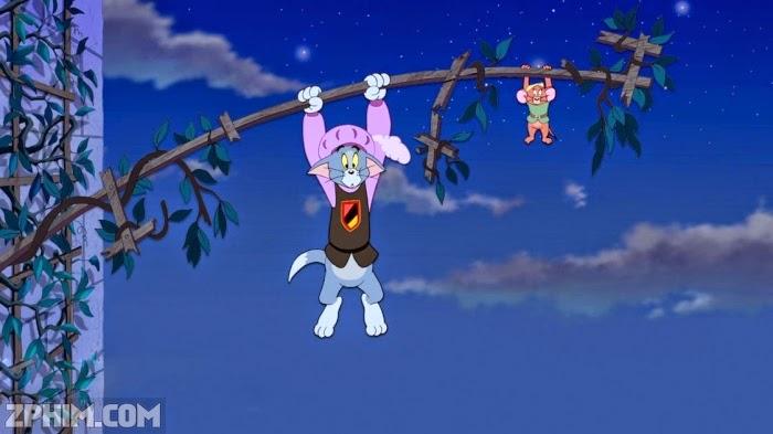Ảnh trong phim Tom Và Jerry: Robin Hood Và Chú Chuột Vui Vẻ - Tom and Jerry: Robin Hood and His Merry Mouse 1