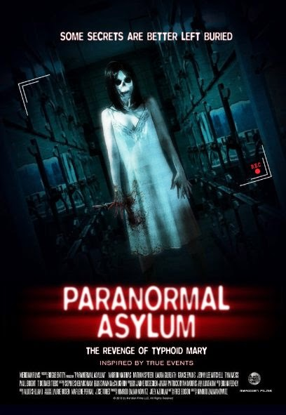 Poster Of English Movie Paranormal Asylum: The Revenge of Typhoid Mary (2013) Free Download Full New Hollywood Movie Watch Online At Alldownloads4u.Com