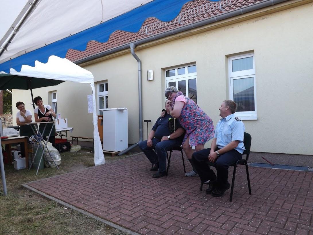Hier der Beweis... (Zum Aufrufen der Bildergalerie auf das Bild klicken. Bilder A.M. für © gemeinde-tantow.de)