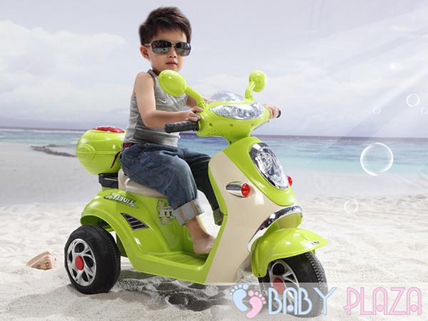 xe máy điện cho bé trai 1