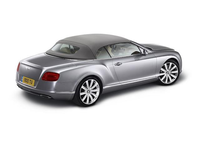 Bentley Spotting New Bentley Continental Gtc
