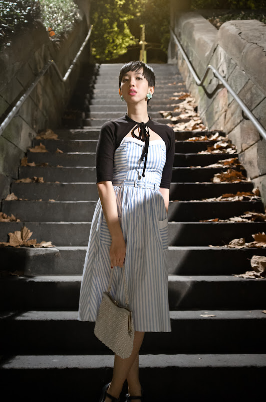NoraFinds | Vintage Fashion Blogger Sydney | Hell Bunny Gabriel Dress