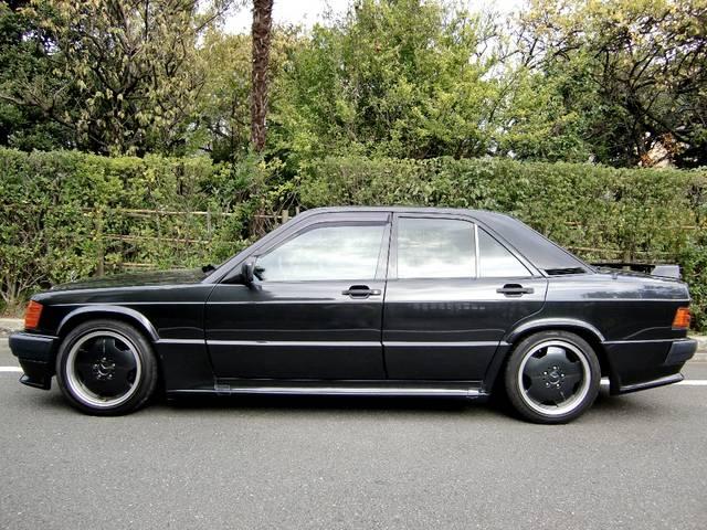 Mercedes benz 190e amg black japan benztuning for Mercedes benz 190e rims