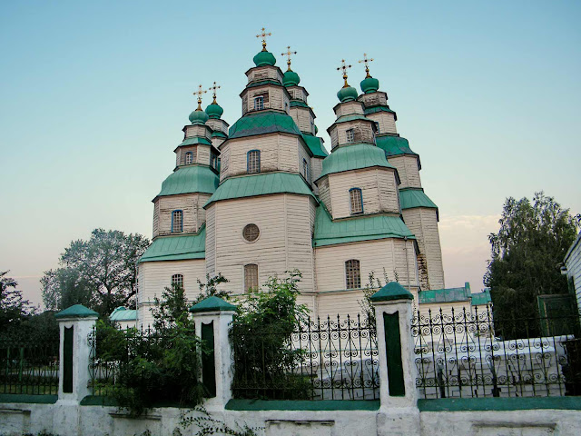 Троїцький собор у Новомосковську