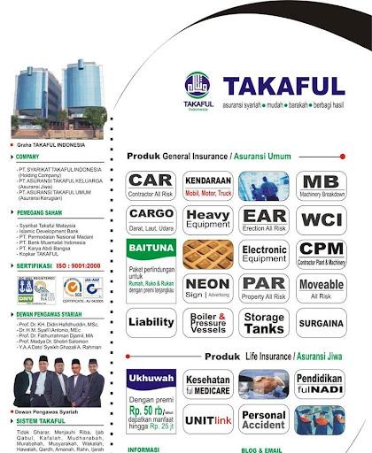takaful asuransi mobil property all risk asuransi syariah