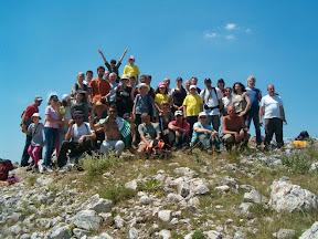 Beljanica-tabor planinara Srbije(5-10.07)