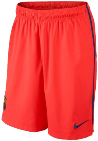 Jual Celana Barcelona Away Orange 2014-2015