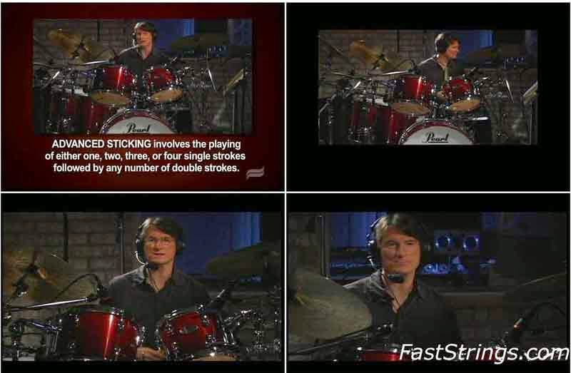 Learn & Master Drums With Dann Sherrill