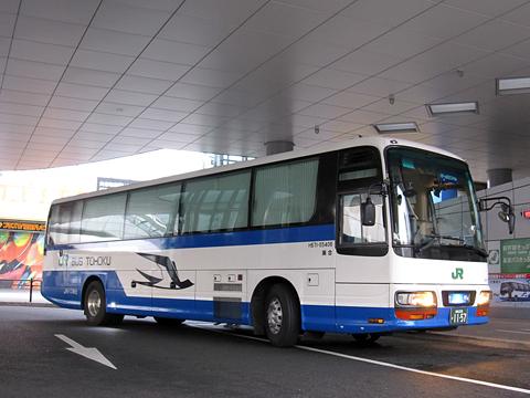 JRバス東北「ドリームササニシキ号」 1157