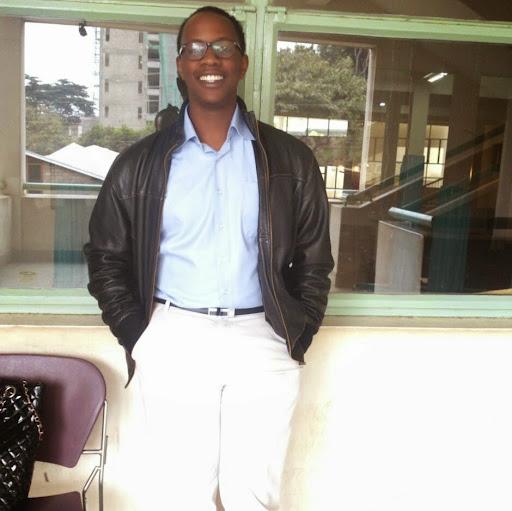 Thagana the Kenyan Gamer