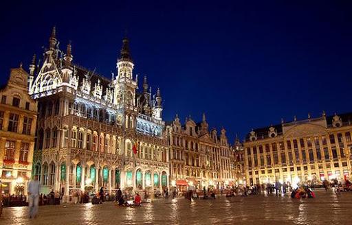 Bruselas Valonia: Ayuntamiento de Bruselas