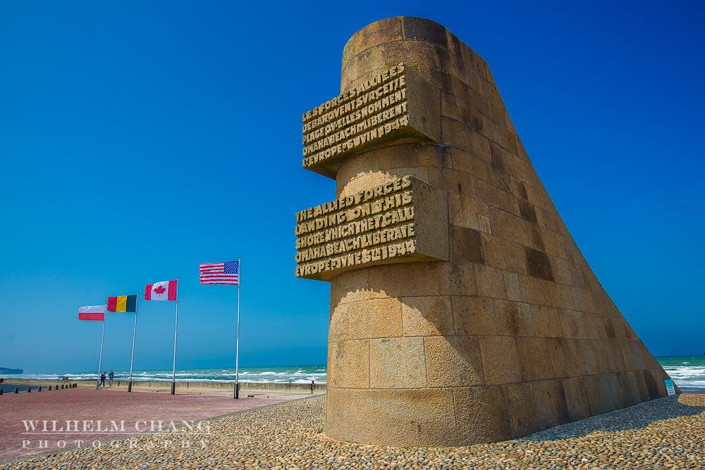 奧馬哈海灘 Omaha Beach