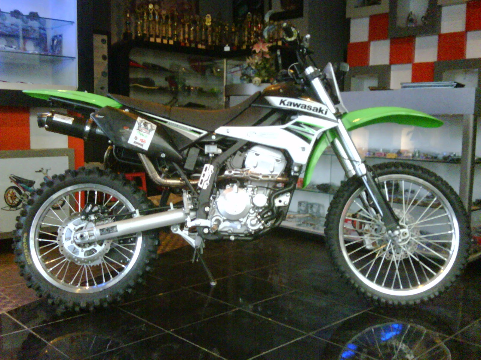 Modifikasi Motor Klx 250 Modifikasi Klx 250