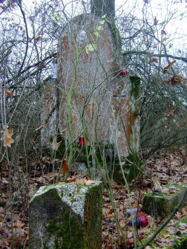 cmentarz ewangelicki, Wysieradz