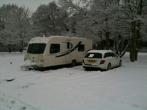 Clumber Park Caravan Club Site at Clumber Park Caravan Club Site