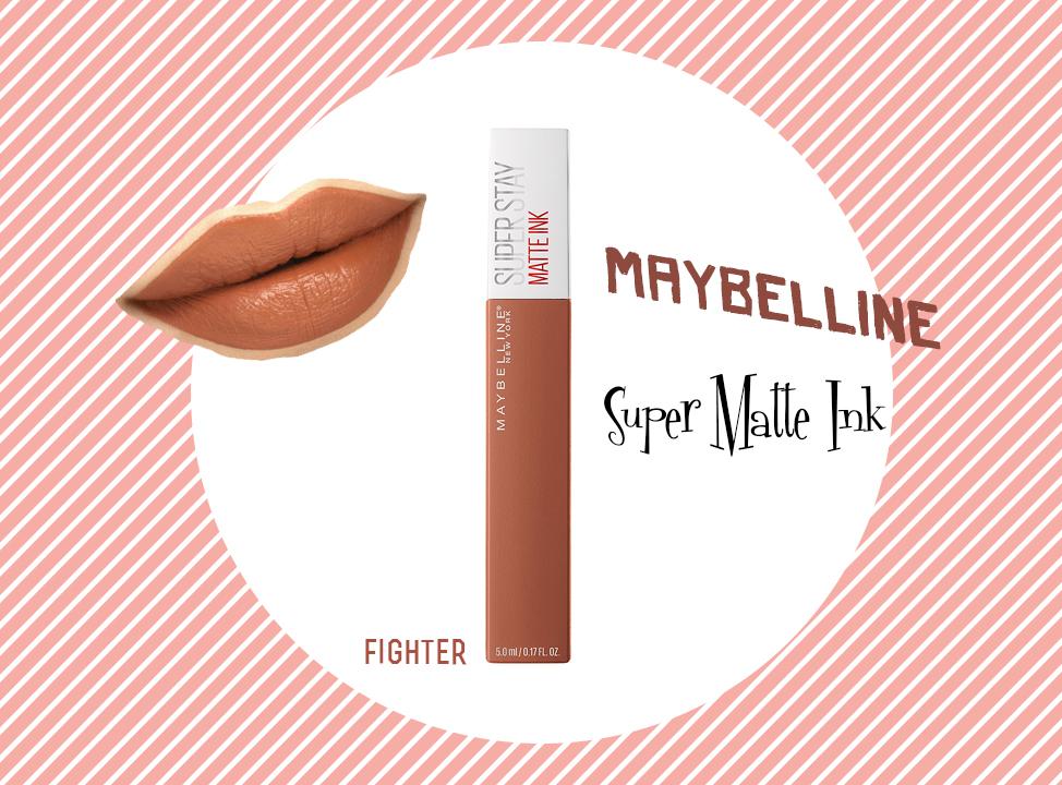 Maybelline Super Matte Ink – Màu 75 Fighter