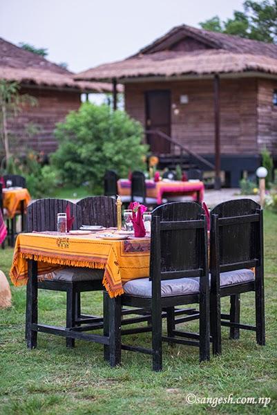 Tigerland Safari Resort at Chitwan National Park