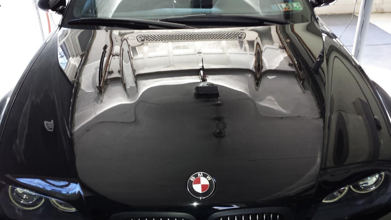Zaino Show Car Polish Products Bmw E46 M3 Support