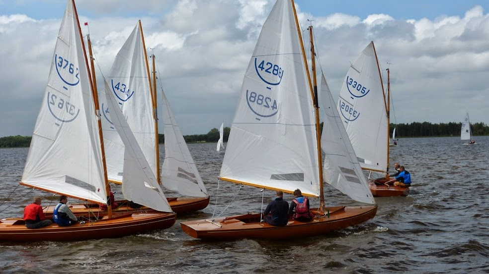 Twee Landen Regatta Oldambtmeer