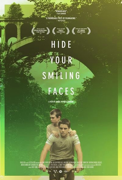 Poster Of English Movie Hide Your Smiling Faces (2013) Free Download Full New Hollywood Movie Watch Online At Alldownloads4u.Com