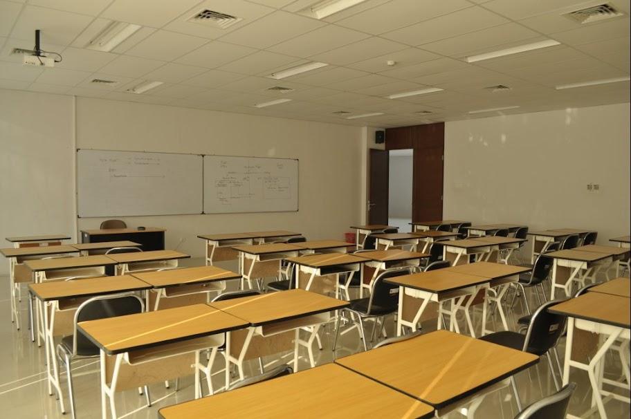 Ruangan Kelas Kampus STAN