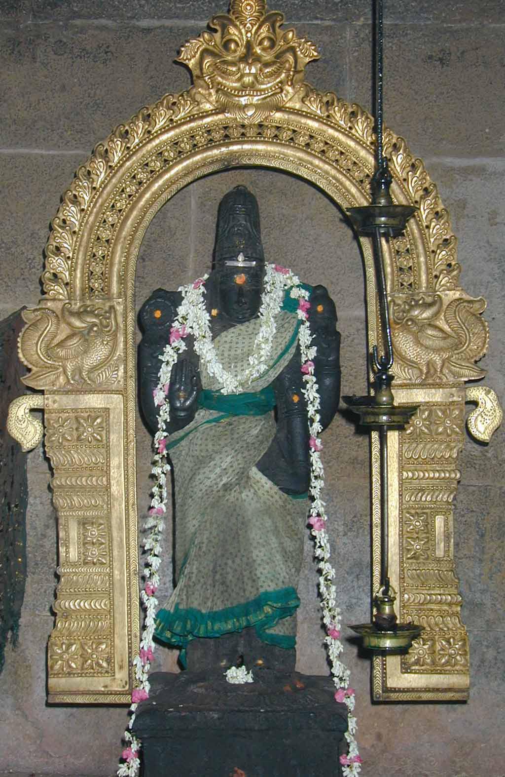 Sri Mullaivana Nathar Temple, Then Tirumullaivayil, Sirkazhi - 275 Shiva Temples