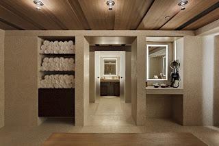 Thi công lắp đặt trần gỗ nhựa cho Spa, phòng tập Gym, Hair Salon, khu nghỉ dưỡng (Resort)