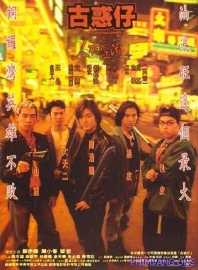 Phim Người Trong Giang Hồ 1 - Nhân Tại Giang Hồ - Young And Dangerous 1 - Wallpaper