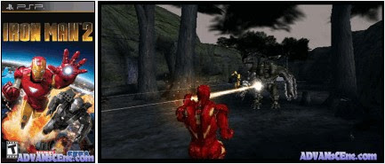 Iron Man 2 – USA PSP download