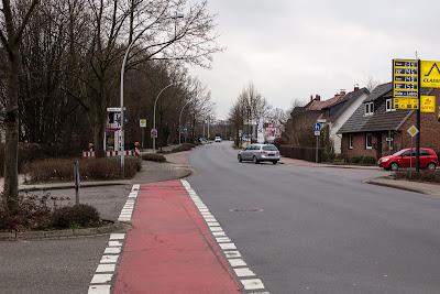 Ritterhuder Strasse in Osterholz-Scharmbeck
