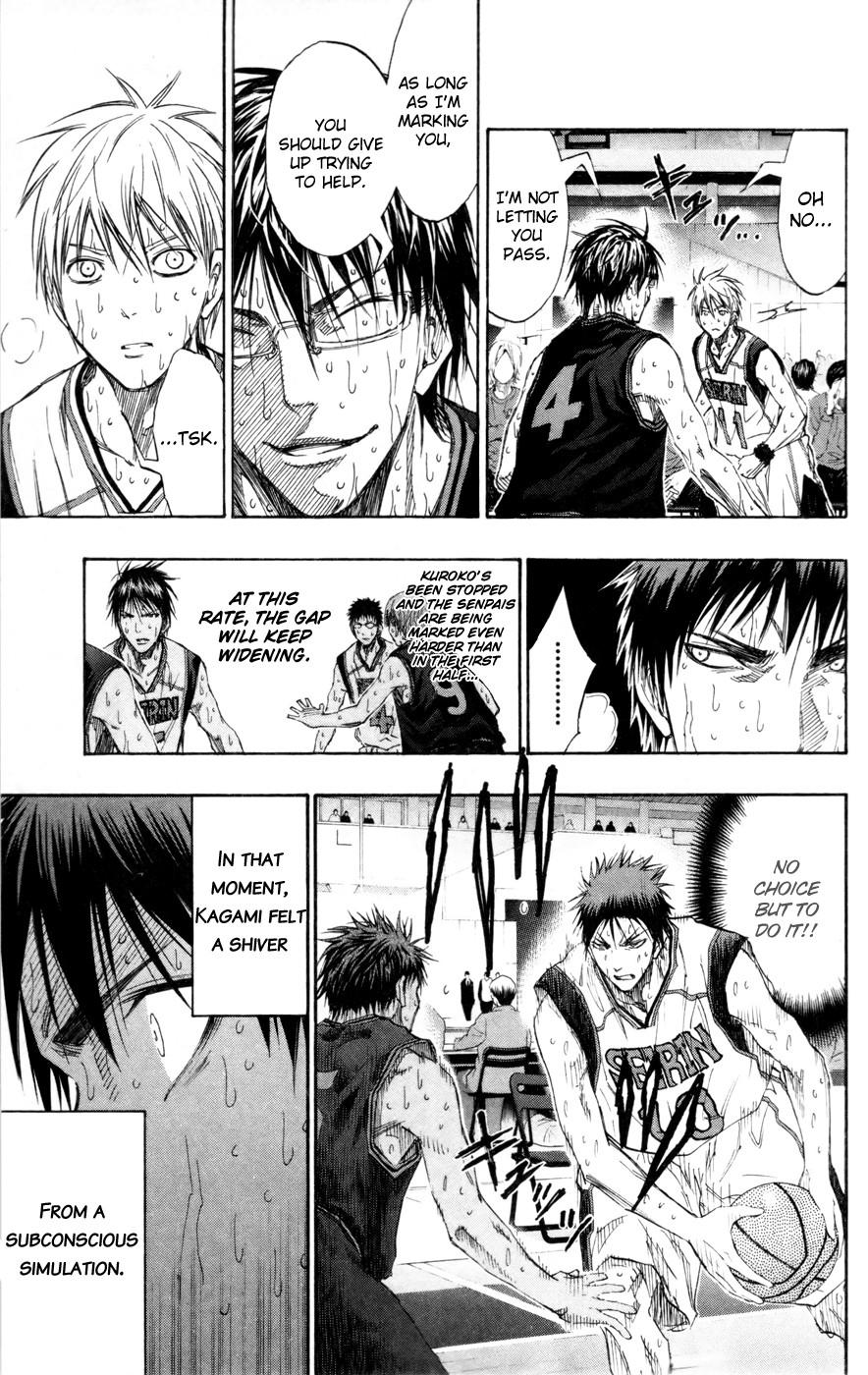 Kuroko no Basket Manga Chapter 127 - Image 09