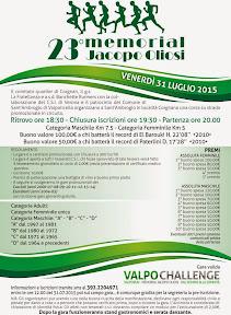 23°Memorial Jacopo Oliosi