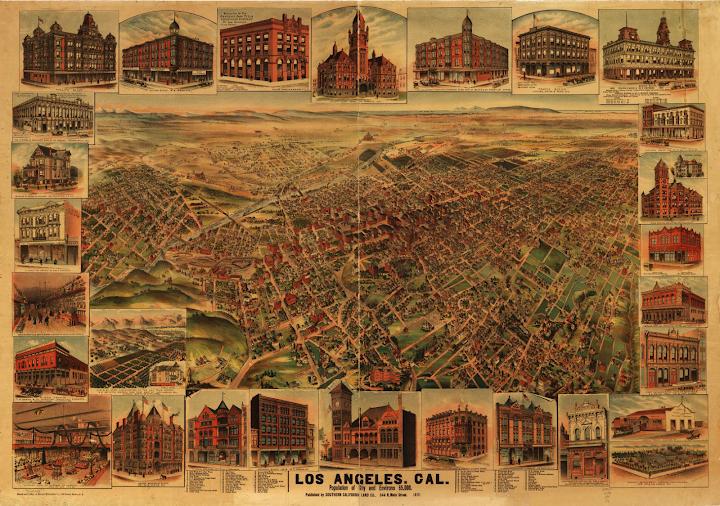 Los Angeles 1891