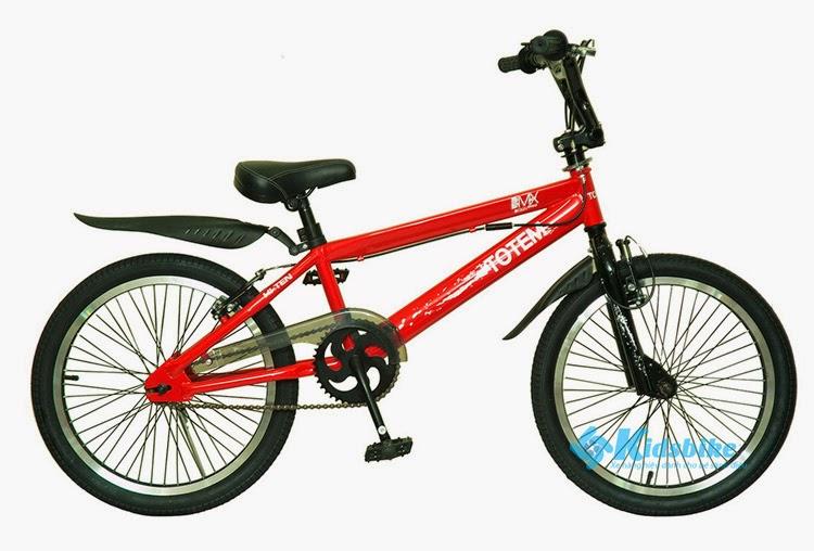 Xe đạp Totem TM1035 màu đỏ