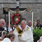 Fronleichnam 2012 - Prozession und Pfarrfest