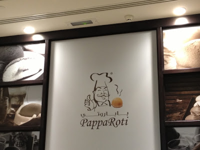 PappaRoti Cafe City Centre