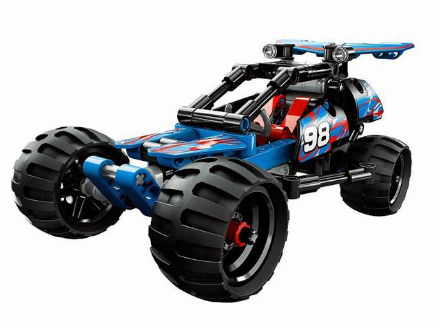 42010 レゴ テクニック オフロードレーサー