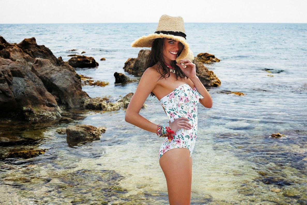 Promise Swimwear, campaña PV 2015