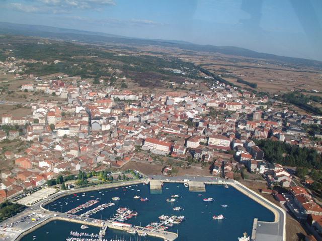 O novo porto de Xinzo de Limia