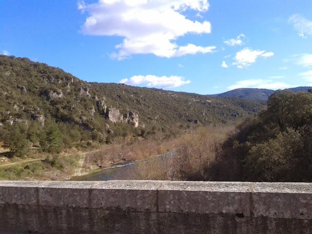 rando mixte 60/40 1er & 2 mars du Gard à Millau (boucle 450km) - Page 7 Photo-0012