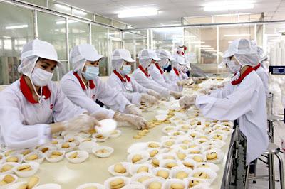 Đơn hàng chế biến thực phẩm 1 năm cần 15 nữ thực tập sinh làm việc tại Niigata Nhật Bản tháng 04/2016