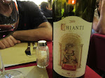 Chianti, always perfect for Italian dinners and census takers