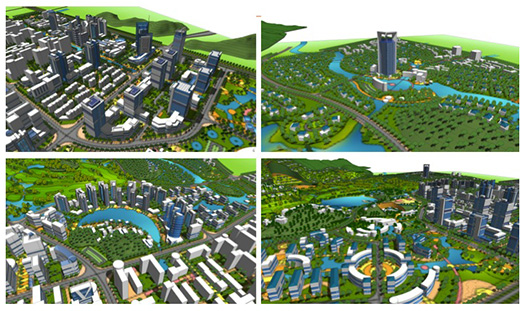 Retired sketchup blog sketchup gets a warm welcome in china for Garden design sketchup 8