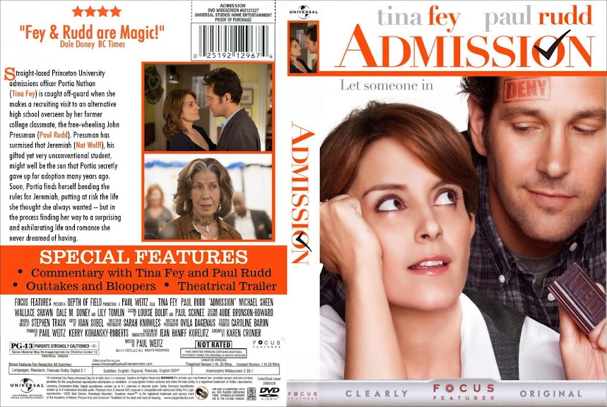 Baixar Filme Admission   Custom Admission Torrent (2013) BDRip AVi Legendado