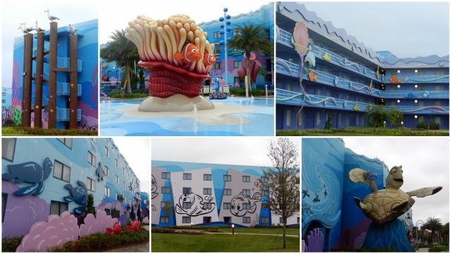 Disney's art of animation resort   mamá modernamamá moderna
