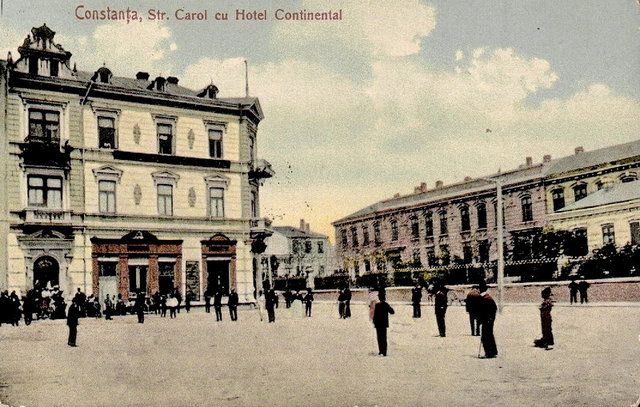 Carol Street and Carol Hotel